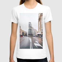 Madrid - Gran Via T-shirt