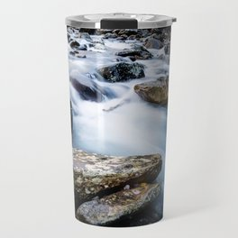 Take Me to the River - Rushing Rapids in the Great Smoky Mountains Travel Mug