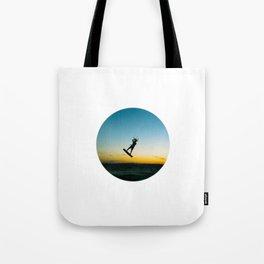 """""""LAUNCH""""  kitesurf . kite . surf Tote Bag"""