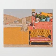 Treasure in Zacatecas Canvas Print