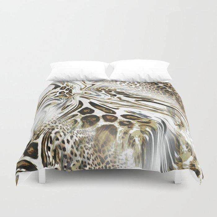 Trend Leopard Pattern Duvet Cover
