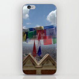 Kathmandu Valley iPhone Skin