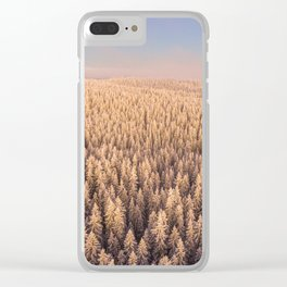 forest landscape #society6 #decor #buyart Clear iPhone Case