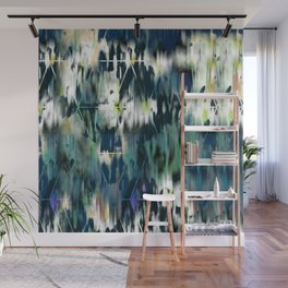 Orchid Blur by TigerLily Wall Mural