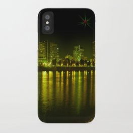 emerald city of roses iPhone Case