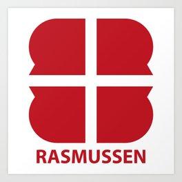 Rasmussen Art Print
