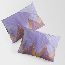 Iris Flower Pillow Sham