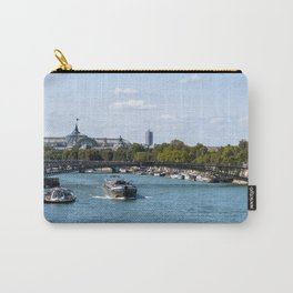 View from the Pont Royal - Paris Carry-All Pouch