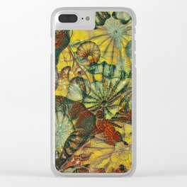 Pacific Northwest 1 Clear iPhone Case