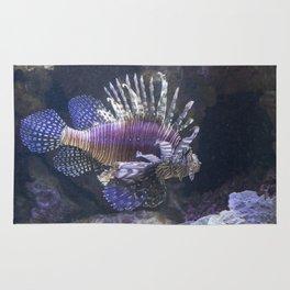 Lionfish Rug