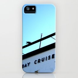 Bay Cruises & Ferries iPhone Case