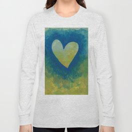 Heart No. 4 Long Sleeve T-shirt