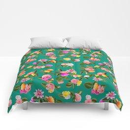 Frida Floral Comforters