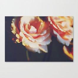 ORANGE FEELINGS Canvas Print