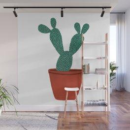 Cactus No. 1 Wall Mural