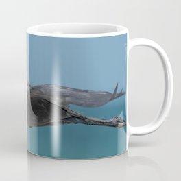 Perfect Flight Blue Heron Coffee Mug