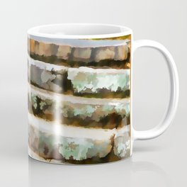 Concrete steps Coffee Mug