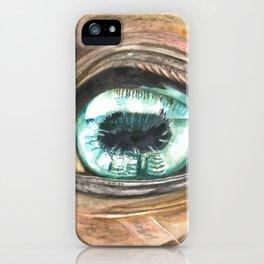 Mercury Eye iPhone Case