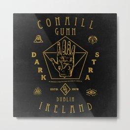 Conaill Gunn Dark Arts ( Gypsy Palm )   Metal Print