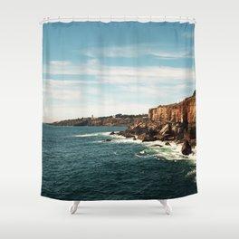 Cascais (RR204) Shower Curtain