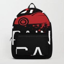 Car Painter Backpack