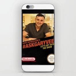 Ask Gary Vee Show - NES iPhone Skin