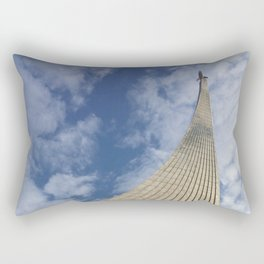 Per Aspera ad Astra Rectangular Pillow