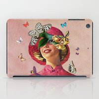 eugenia loli iPad Cases featuring Chrysalis by Eugenia Loli