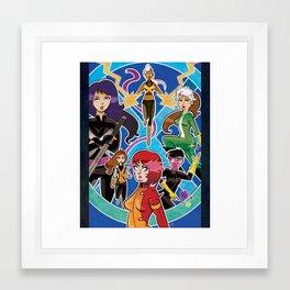 We are X-men Framed Art Print