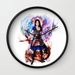 Alice madness returns Wall Clock
