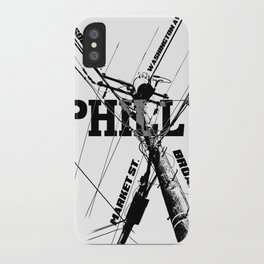 Philly Utility iPhone Case