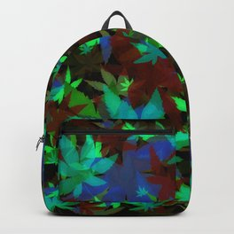 Candys Crazy Cannabis Camo 5 Backpack