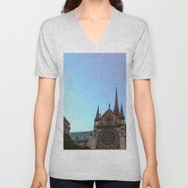 Notre Dame Unisex V-Neck