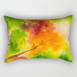 Autumn scenery #13 Rectangular Pillow