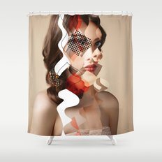 Another Portrait Disaster · W2 Shower Curtain