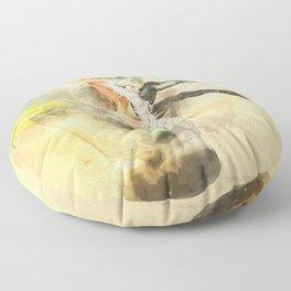 Shaken, not stirred Floor Pillow