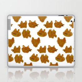 Fox Pattern Laptop & iPad Skin