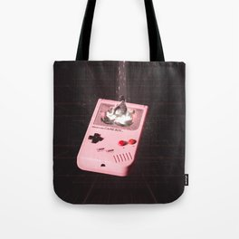I Like It Here. It's Safe Here. Tote Bag