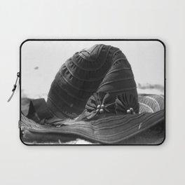 Beach Hat Laptop Sleeve