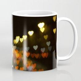 Love Along the Champs Elysees Coffee Mug