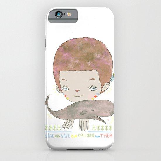 Extinction - SAVE SAFE iPhone & iPod Case