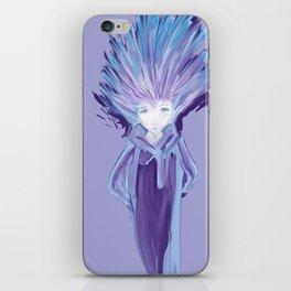 Ice Queen iPhone Skin