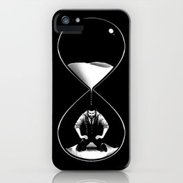 Life Is Passing By Me iPhone Case
