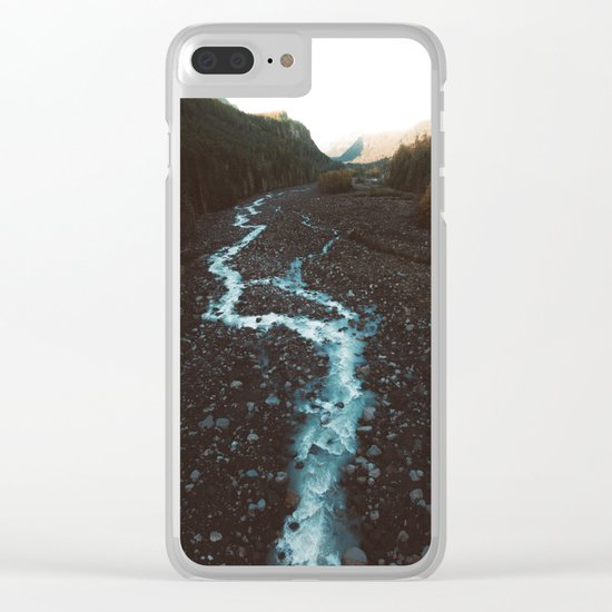 Landscape II #photography #society6 Clear iPhone Case