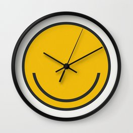 All you need is Smile! Wall Clock