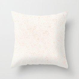 Sakura, dancing Throw Pillow