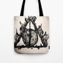 The Hallows... Tote Bag
