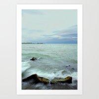 Serenity 13x19 High Quality Photographic Print  Art Print