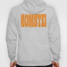 Momster Funny Halloween Design - Image for Mom Party Hoody