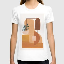 Modern Abstract Art 52 T-shirt